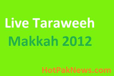 taraweh live
