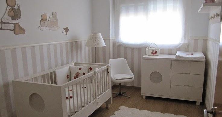 C mo decorar la habitaci n del beb paredes bienvenida mam - Decorar paredes habitacion bebe ...