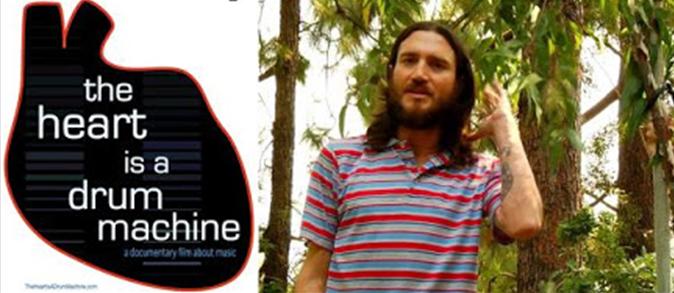 John Frusciante em