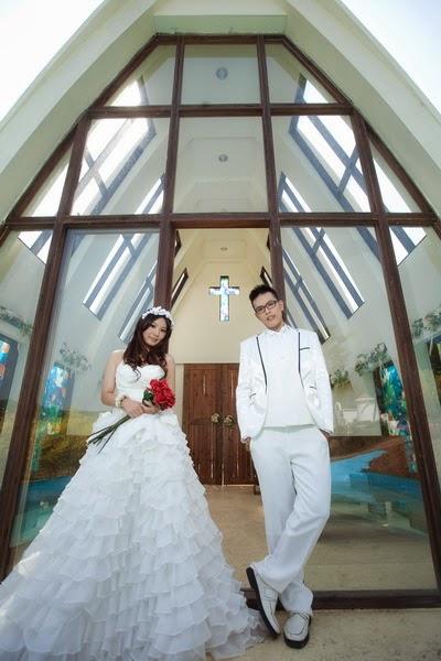 大家知道結婚用的小教堂