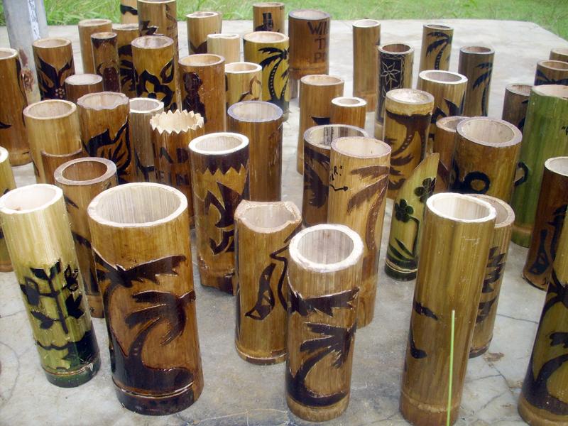 Bambu Kerajinan Tangan Dari Kayu