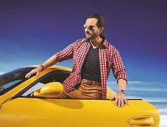 Oxemberg launches a latest print ad campaign Saif Ali Khan