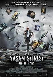 Yaşam Şifresi Source Code (2011) izle |1080p-720p türkçe dublaj full hd film izle
