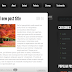 LightBright - 2 Columns Blog Template