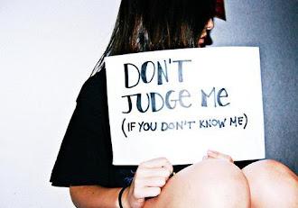 No me jusges (;