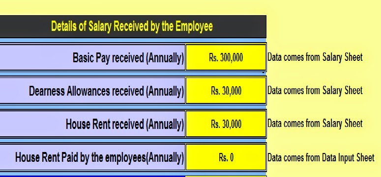 Income Tax Calculator For Fy  And Ay   Taxalertindia