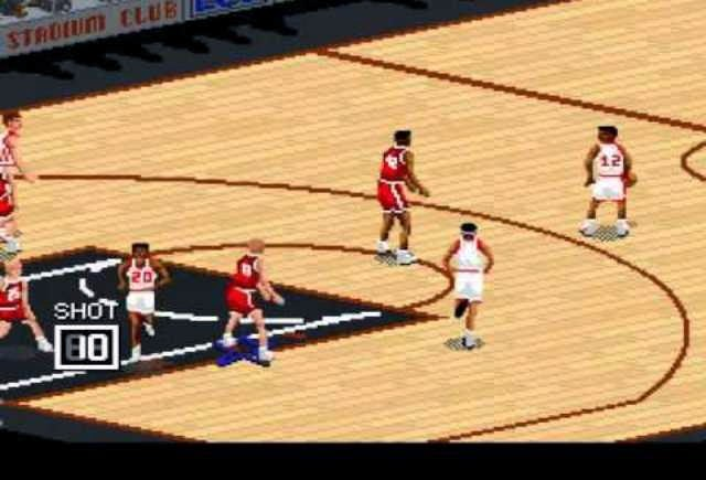 NBA Live 1995 PC Game full