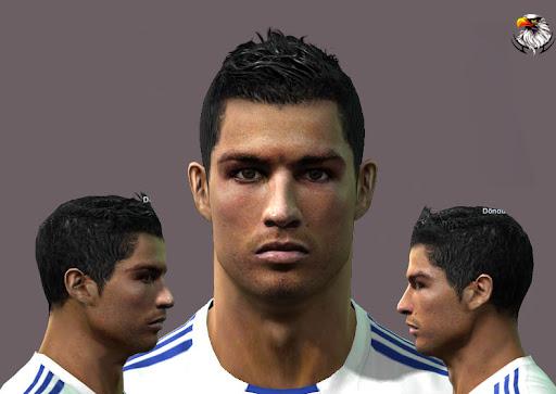 Christiano Ronaldo Pes 2012 11