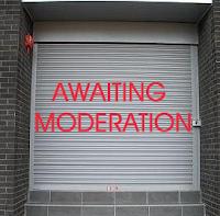 awaiting moderation