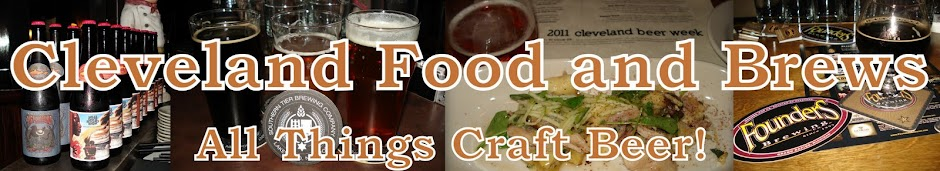 Cleveland Food and Brews-CraftBeer