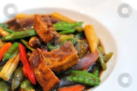 Hot & tasty recipes: Chinese Mixed Vegetables