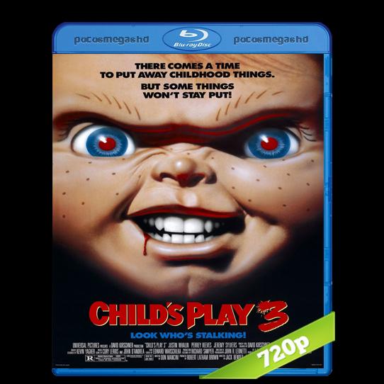 CHILD'S PLAY SAGA COMPLETA|1988 2004|BRRIP 720P|AUDIO DUAL|LATINO