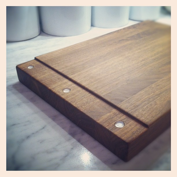 My Buddy Orion And I Have Made Several Boards In The Past Year. There Are  Easy Ways, And Hard Ways, To Make A Cutting Board. This Version Is An  Example Of ...