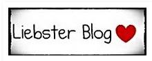 TAG: Liebster Blog