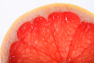 Lose weight with grapefruit (or grapefruit)