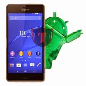 Sony rilis AOSP Android Lollipop untuk 12 ponsel Xperia