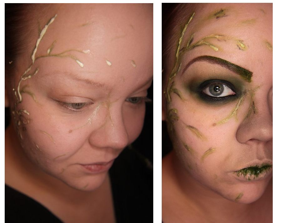 (Tutorial) Poison Ivy | Beauty Make-up