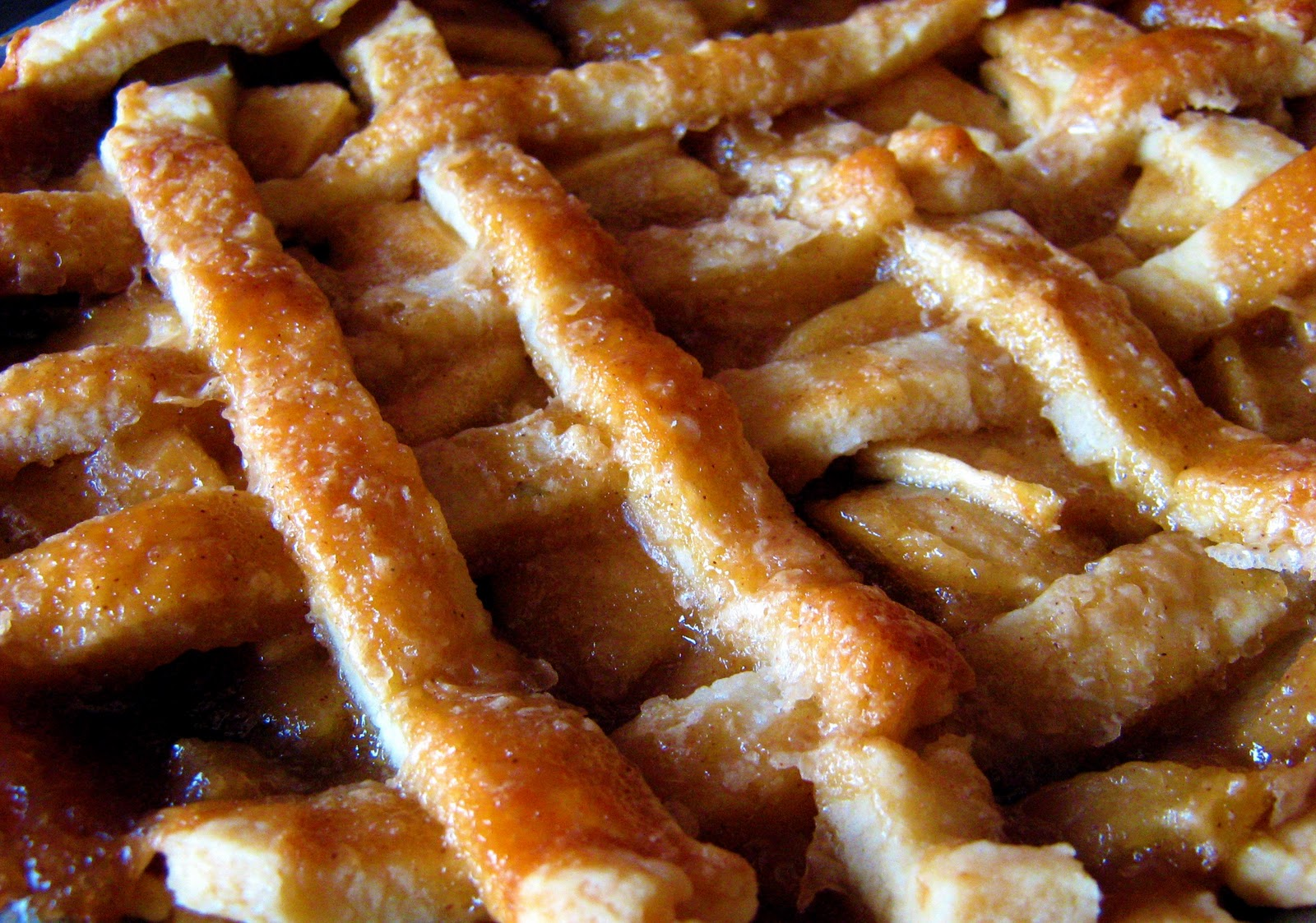 Grandma Ople's Apple Pie and Best Pie Crust Ever Recipes | The Utah ...