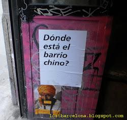 HISTORIAS DEL BARRIO CHINO