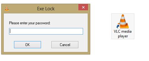 منع تشغيل اي برنامج  إلا بعد إدخال الباسورد