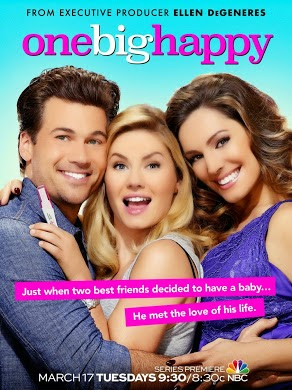 ver serie One Big Happy online gratis