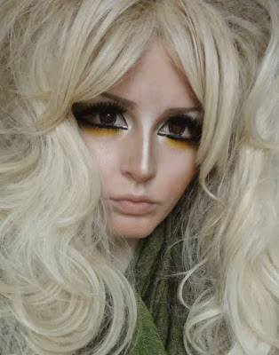 Living Doll Lhouraii Li aka Bradford Barbie