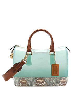 Furla Handbags - Blue color