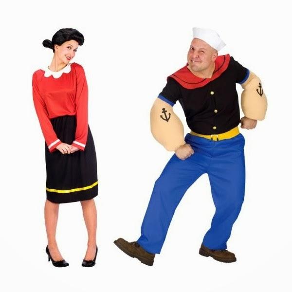 Idei Costume Halloween Cupluri