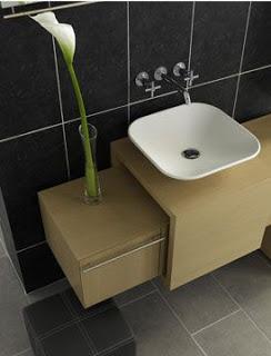 Mobiliario deco moderno mobiliario de ba o piudue con estilo minimalista - Mobiliario de bano ...