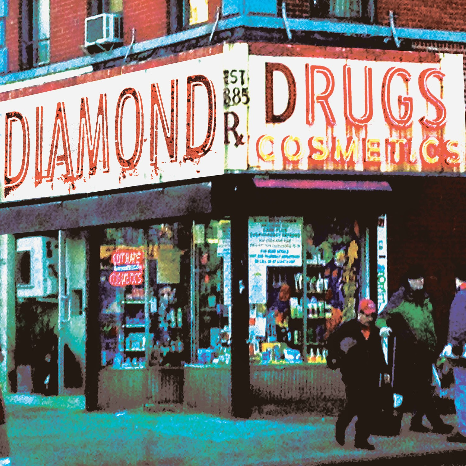 DIAMOND RUGS - (2015) Cosmetics