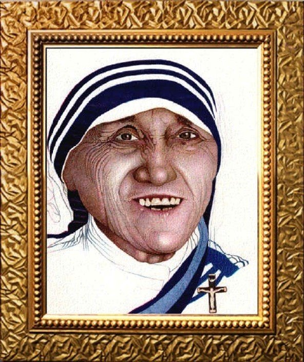 Mother Teresa (Sister of Mercy)