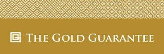 The Gold Guarantee Logo