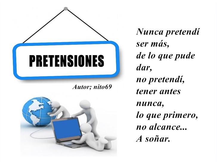 PRETENSIONES