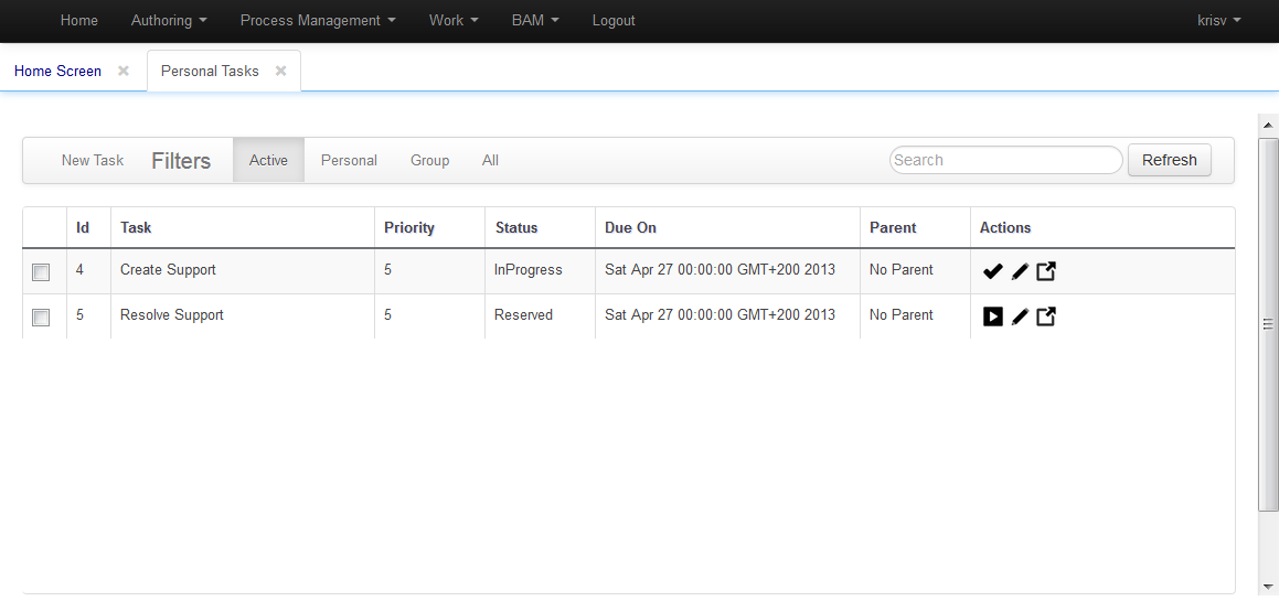 jBPM 6.0 Beta2 available | Planet JBoss Developer