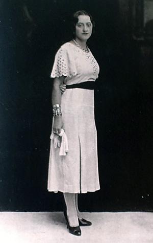 Teodora Prats Martí, del doce del año trece