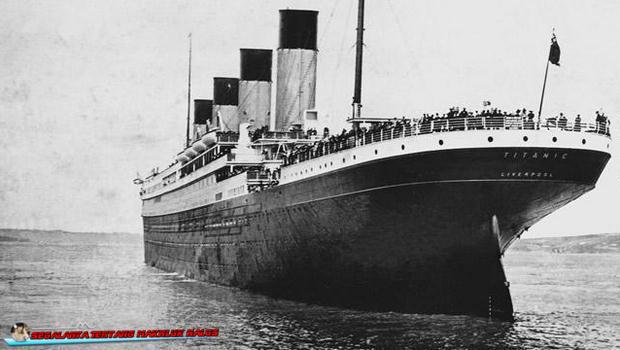 Legenda Kapal Titanic Dan Fenomena Gaib