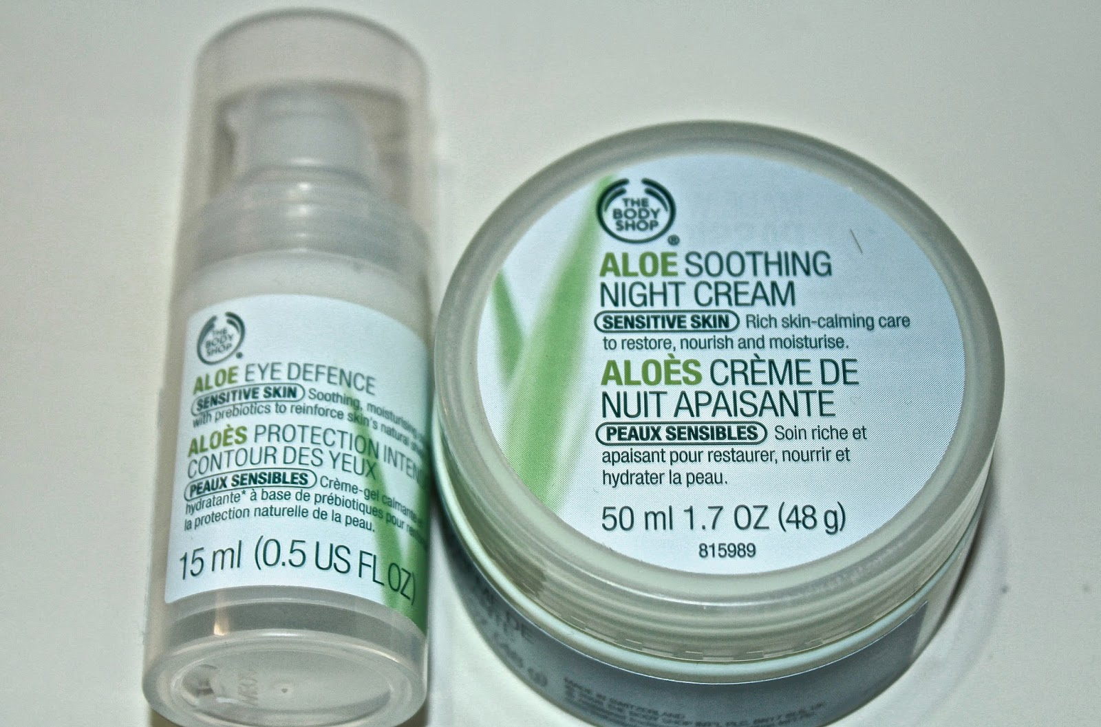 body shop aloe calming facial cleanser how to use