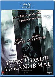 Filme Poster Identidade Paranormal BDRip XviD Dual Audio & RMVB Dublado