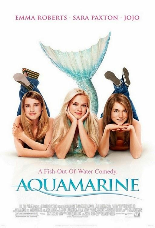 Nàng Tiên Cá - Aquamarine - 2006