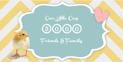 our little coop 5,000 facebook fans mann pro poultry giveaway