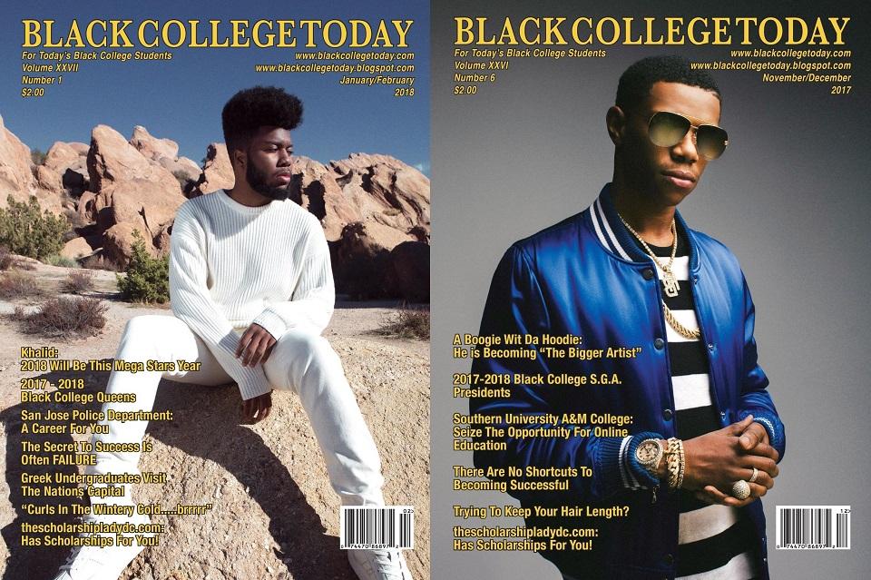 BLACK COLLEGE TODAY