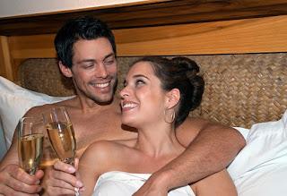 Ideas para sorprender a tu  novio en la cama