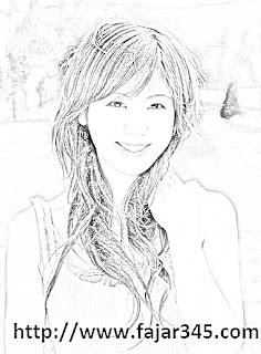 Cara membuat sketsa pensil dengan photoshop