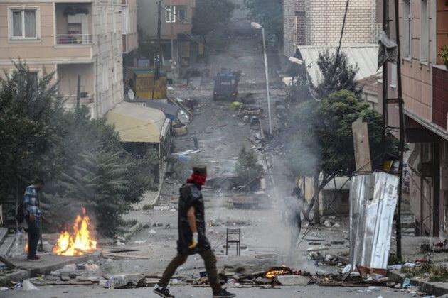 Τι συμβαίνει στο τρίγωνο Τουρκία - Κούρδοι - ΗΠΑ