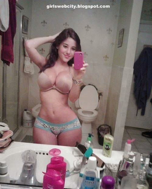 5 Sweet Self Shot GF Homemade Pictures