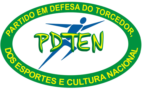 PDTEN PARTIDO EM DEFESA DO TORCEDOR, DOS ESPORTES E CULTURA NACIONAL