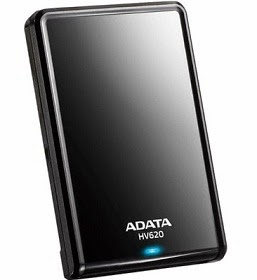 Adata HV620 2.5 inch 1 TB External Hard Drive for Rs.3450 Only with Free Home Delivery at Flipkart