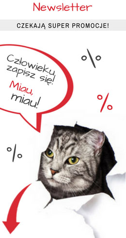 newsletter bloga o kotach Nadrapaku.pl