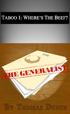 The Generalist - Taboo 1: Where's The Beef?