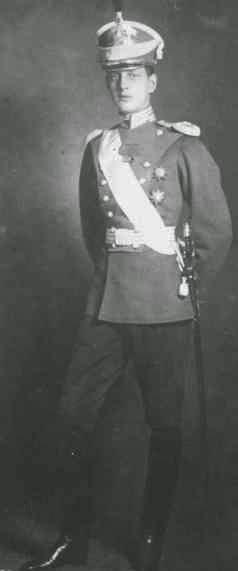 Grand-duc Dimitri Pavlovitch de Russie 1891-1942